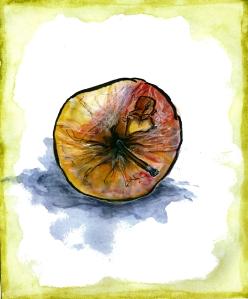Kopie von rotten apple