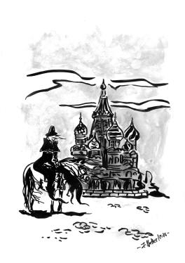 Moskau-Schimmelreiter-Cover