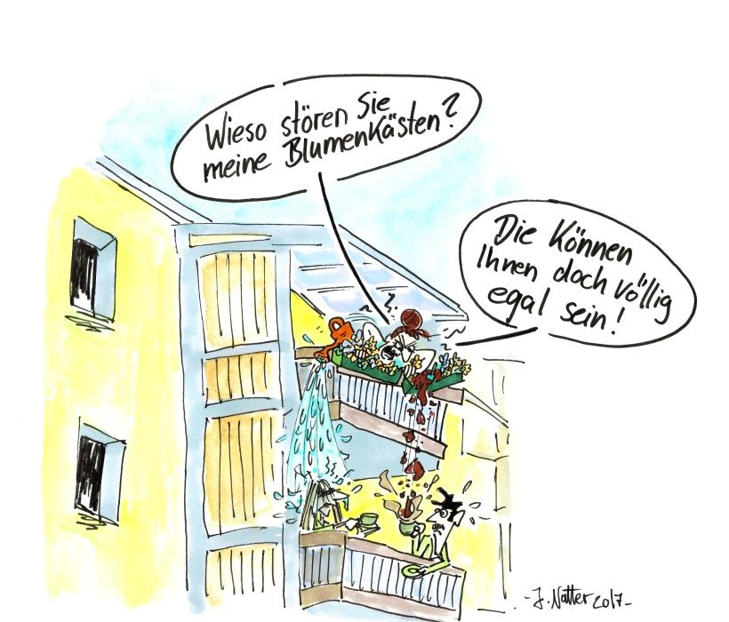 Balkonkästen