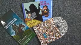 Illustrationen für Kultureinrichtungen