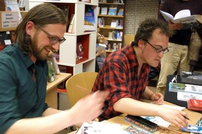 Foto: Bücherhallen