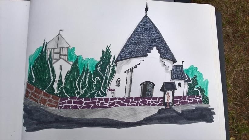 Rundkirche Nyker