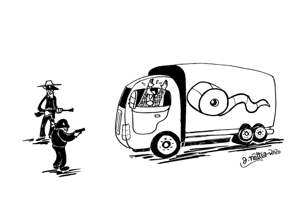 CoronaCartoon