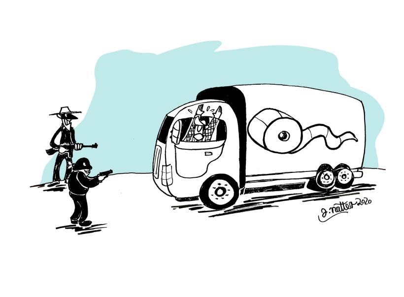 CoronaCartoonklein
